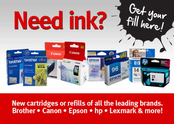 Printer Cartridges Hobart Online